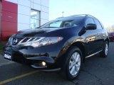 2011 Super Black Nissan Murano SV AWD #92388717