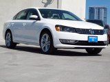 2014 Candy White Volkswagen Passat TDI SE #92388874