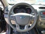 2015 Kia Sorento LX Steering Wheel