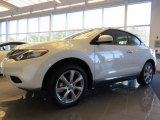 2014 Pearl White Nissan Murano CrossCabriolet AWD #92388696