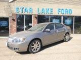 2008 Vapor Silver Metallic Lincoln MKZ AWD Sedan #92388857