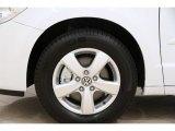 Volkswagen Routan 2013 Wheels and Tires