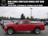 2014 Flame Red Ram 1500 Express Quad Cab 4x4 #92433673