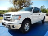 2014 Oxford White Ford F150 XLT SuperCab #92433664