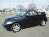2007 Black Chrysler PT Cruiser Convertible #92434020