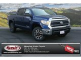 2014 Blue Ribbon Metallic Toyota Tundra SR5 TRD Crewmax 4x4 #92433474