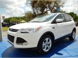 2014 White Platinum Ford Escape SE 2.0L EcoBoost #92433656