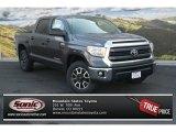 2014 Magnetic Gray Metallic Toyota Tundra SR5 TRD Crewmax 4x4 #92433473