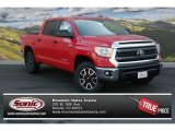 2014 Radiant Red Toyota Tundra SR5 TRD Crewmax 4x4 #92433471