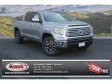 2014 Silver Sky Metallic Toyota Tundra Limited Crewmax 4x4 #92433470