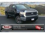 2014 Black Toyota Tundra SR5 Crewmax 4x4 #92433469