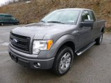 2014 Ford F150 STX SuperCab 4x4 Data, Info and Specs