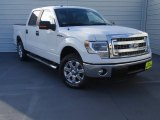 2014 Oxford White Ford F150 XLT SuperCrew #92433822