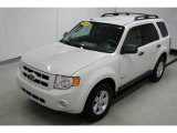 2009 Oxford White Ford Escape Hybrid #92433429
