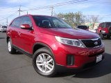 2014 Remington Red Kia Sorento LX #92433914