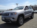 2014 Billet Silver Metallic Jeep Grand Cherokee Limited 4x4 #92433518