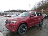 2014 Deep Cherry Red Crystal Pearl Jeep Grand Cherokee Laredo 4x4 #92433891
