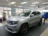 2014 Billet Silver Metallic Jeep Grand Cherokee SRT 4x4 #92433890
