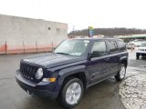 2014 True Blue Pearl Jeep Patriot Latitude 4x4 #92433887