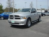 2012 Bright Silver Metallic Dodge Ram 1500 ST Quad Cab #92475291