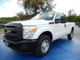 2015 Oxford White Ford F250 Super Duty XL Regular Cab #92475358