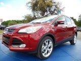 2014 Ruby Red Ford Escape Titanium 2.0L EcoBoost #92475356