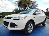 2014 White Platinum Ford Escape SE 2.0L EcoBoost #92475353