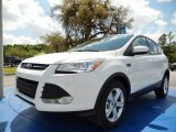 2014 Oxford White Ford Escape SE 2.0L EcoBoost #92475352