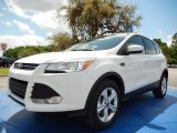 2014 Oxford White Ford Escape SE 2.0L EcoBoost #92475350