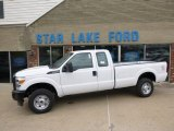 2015 Oxford White Ford F250 Super Duty XL Super Cab 4x4 #92497823