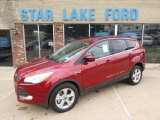 2014 Ruby Red Ford Escape SE 1.6L EcoBoost 4WD #92497822