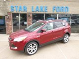 2014 Ruby Red Ford Escape Titanium 2.0L EcoBoost 4WD #92497821