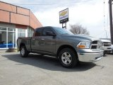 2012 Mineral Gray Metallic Dodge Ram 1500 SLT Quad Cab 4x4 #92497645