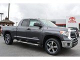 2014 Magnetic Gray Metallic Toyota Tundra SR5 Double Cab #92497672