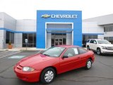 2003 Victory Red Chevrolet Cavalier Coupe #92497710