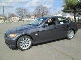 2007 Sparkling Graphite Metallic BMW 3 Series 335xi Sedan #92497584