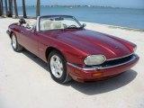 1995 Jaguar XJ XJS Convertible Data, Info and Specs