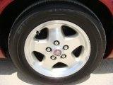 Jaguar XJ 1995 Wheels and Tires