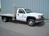 2005 Chevrolet Silverado 3500 Regular Cab Dually Chassis Data, Info and Specs
