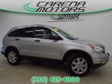 2011 Alabaster Silver Metallic Honda CR-V SE 4WD #92522418