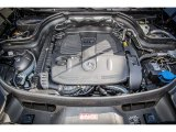 2014 Mercedes-Benz GLK Engines