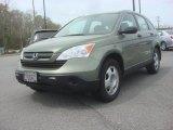 2007 Green Tea Metallic Honda CR-V LX #92522126