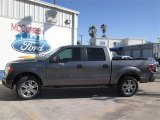 2014 Sterling Grey Ford F150 STX SuperCrew #92522032