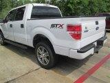 2014 Oxford White Ford F150 STX SuperCrew 4x4 #92522030