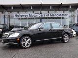 2013 Black Mercedes-Benz S 550 4Matic Sedan #92522221