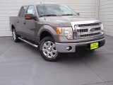 2014 Sterling Grey Ford F150 XLT SuperCrew #92522203