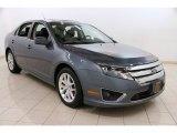 2011 Steel Blue Metallic Ford Fusion SEL #92522313