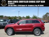 2014 Deep Cherry Red Crystal Pearl Jeep Grand Cherokee Limited 4x4 #92550946