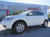 2014 Pearl White Nissan Murano SL #92551098