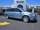 2010 Clearwater Blue Pearl Chrysler Town & Country LX #92551026